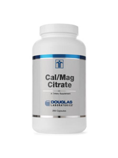 Cal/Mag Citrate 250 vcaps (CAL37)