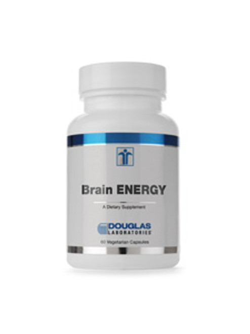 Brain ENERGY 60 vegcaps (BRA31)