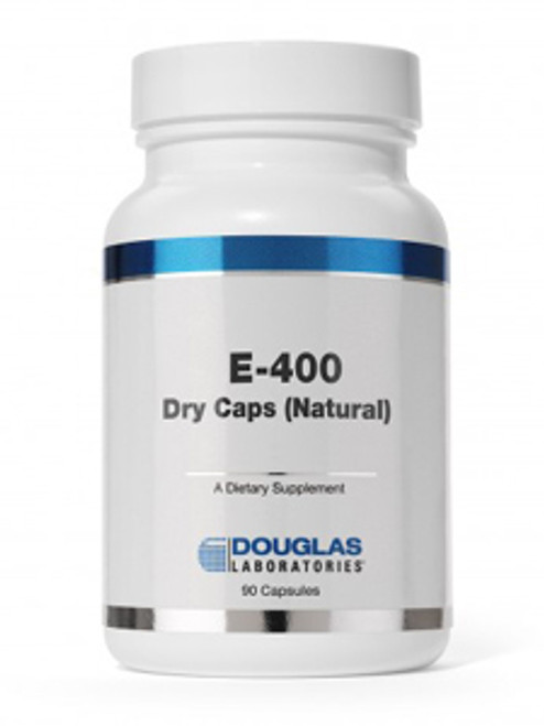 E-400 Dry Caps (Natural) 90 caps (ECAP9)