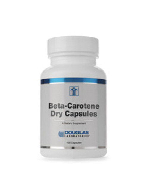 Beta-Carotene Dry Capsules 100 caps (BETA4)