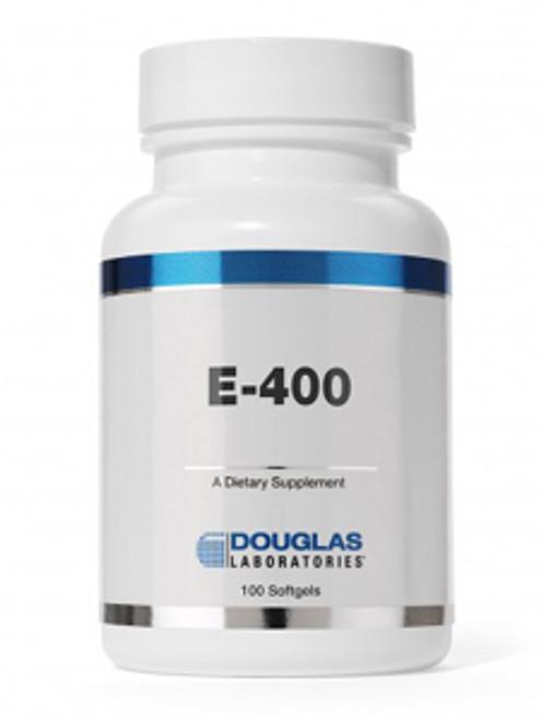 E-400 400 IU 100 gels (ECAP8)