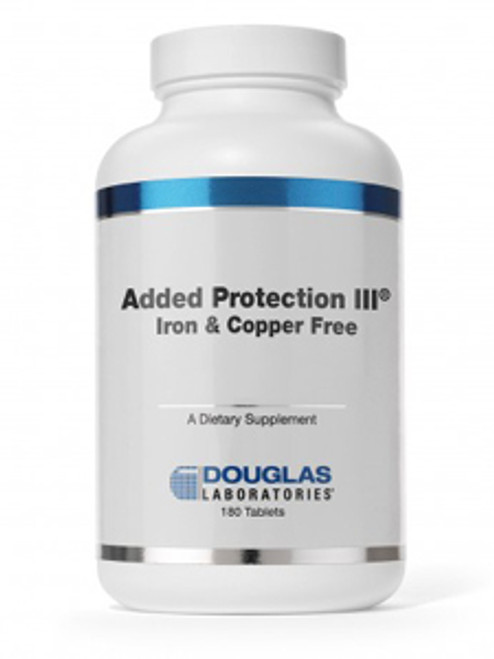 Added Protection III (w/o iron) 180 tabs (APN)