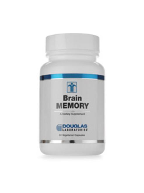 Brain Memory 60 vegcaps CA Only (BRA27CA)