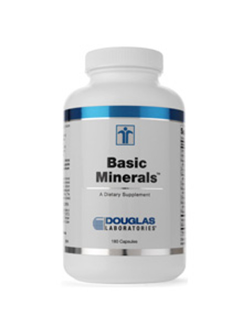 Basic Minerals 180 caps CA Only (BMNCA)