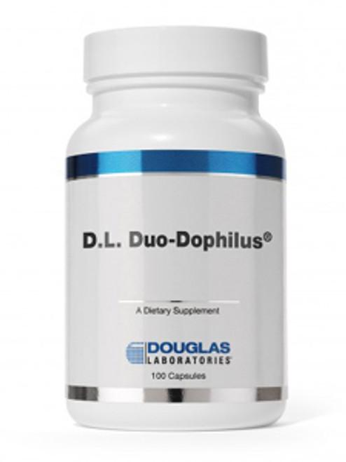 DL Duo-Dophilus 100 caps (DLDUO)