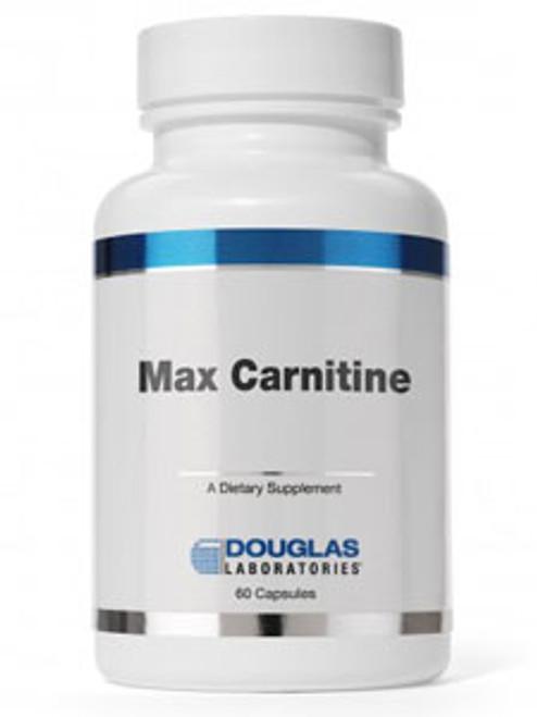 Max Carnitine 500 mg 60 caps (CAR20)