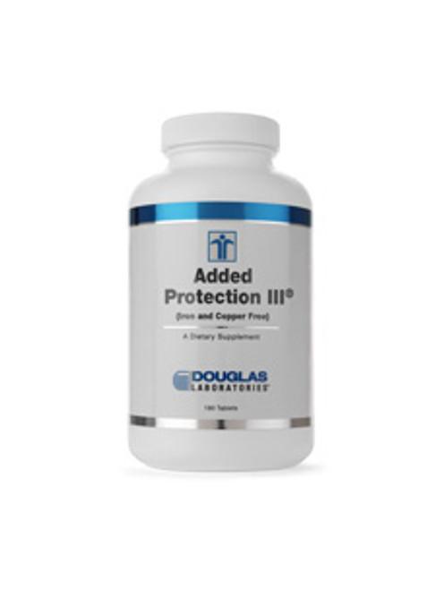 Added Protection III (no CU/FE) 180 tabs (APBCA)