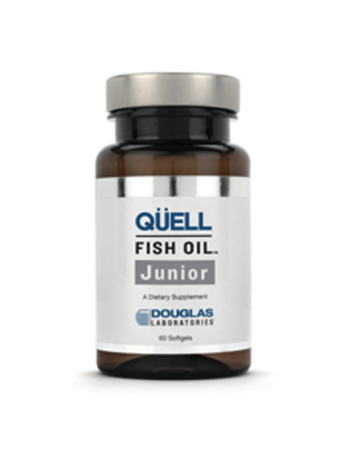 QUELL Fish Oil Junior 60 gels (D38314)