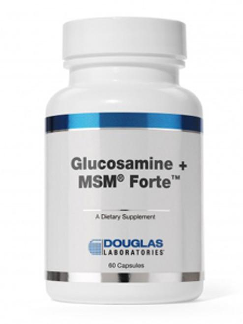 Glucosamine + MSM Forte 60 caps (GLU27)