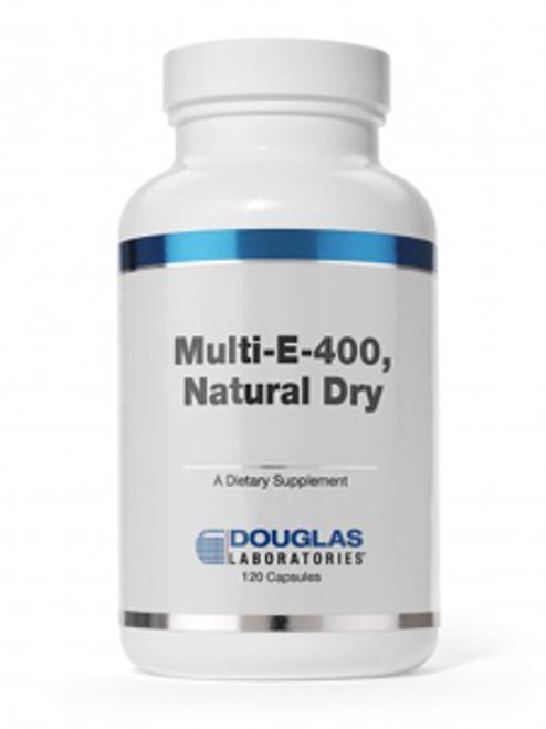 Multi-E-400 Natural (Dry) 120 caps (MUL75)