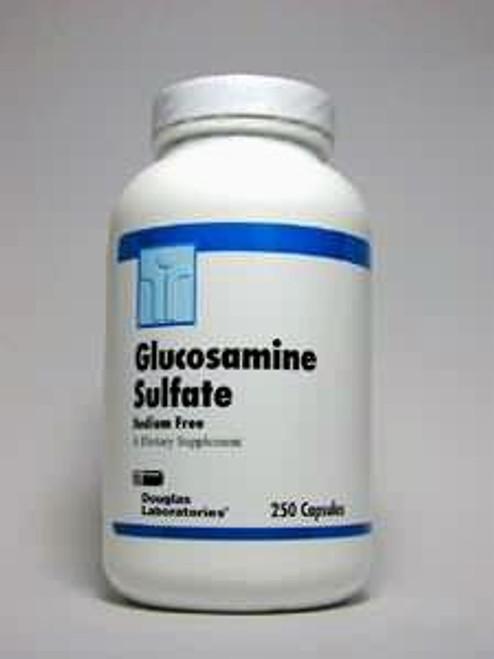 Glucosamine Sulfate 250 caps (GLU24)