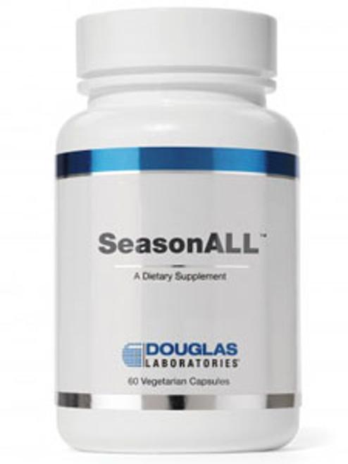 SeasonALL 60 vegcaps (D40652)