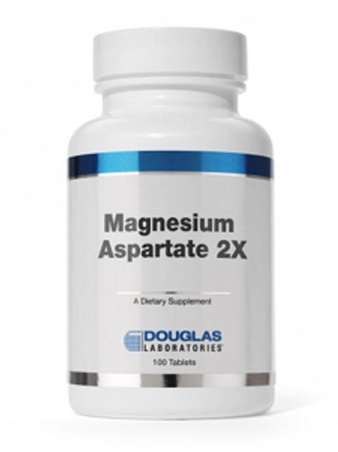 Magnesium Aspartate 2X 100 tabs (MAG24)