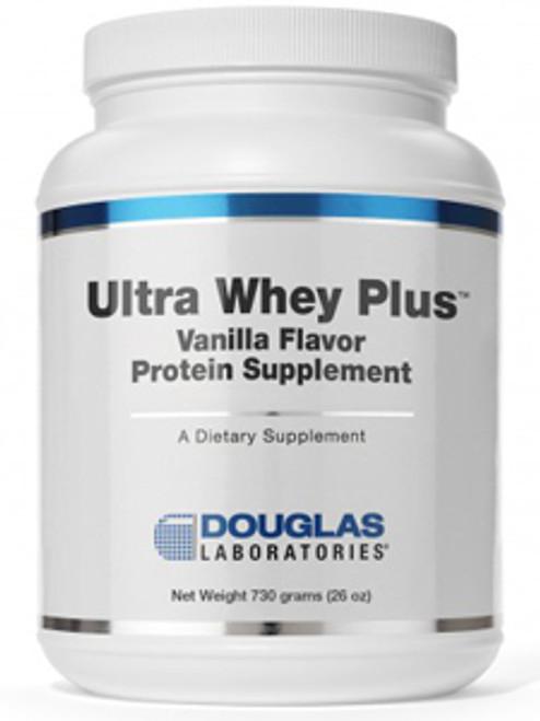 Ultra Whey Plus Vanilla Flavor 730 gms (D37911)