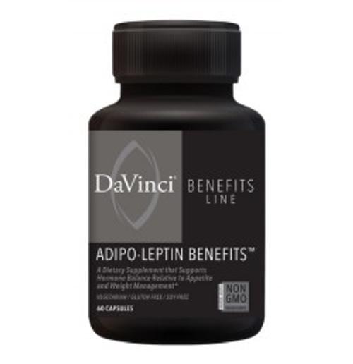 Adipo-Leptin Benefits 60 Capsules (022180F.060)