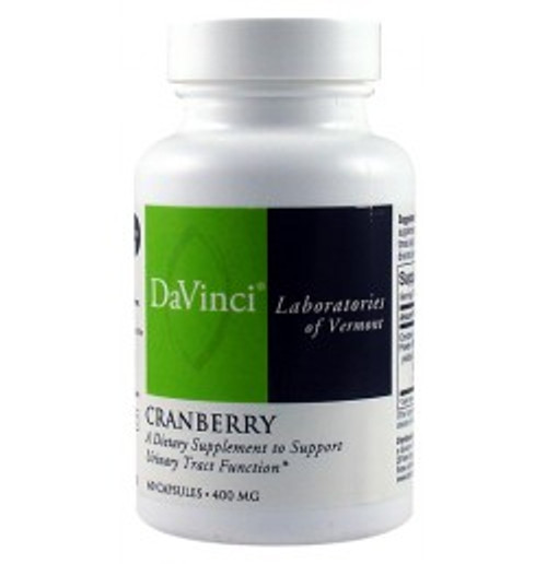 Cranberry 60 Capsules (0200720.060)