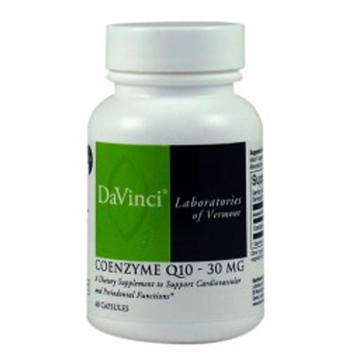 Coenzyme Q10 30 mg 60 Capsules (0200323.060)
