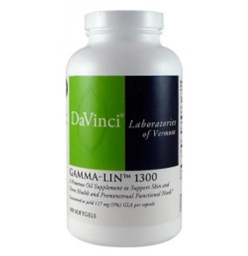 Gamma-Lin 1300 180 Softgels (0200373.180)
