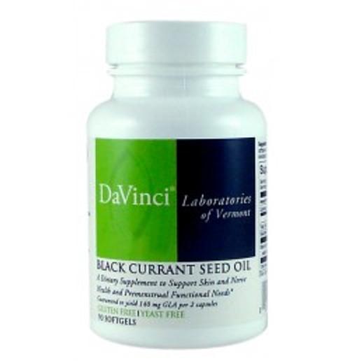 Black Currant Seed Oil 90 Softgels (0200369.090)