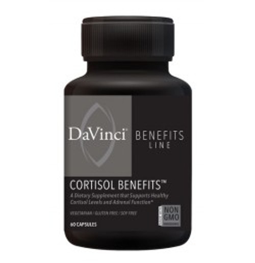 Cortisol Benefits 60 Capsules (022183F.060)