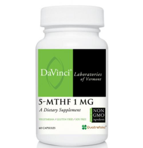 5-MTHF 1 mg 60 Capsules (020062E.060)