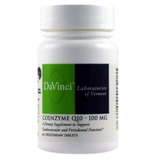 Coenzyme Q10 100 mg 60 Tablets (0200327.060)