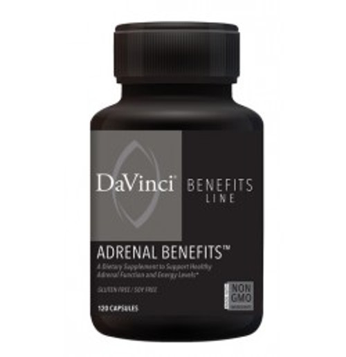 Adrenal Benefits 120 Capsules (020051F.120)