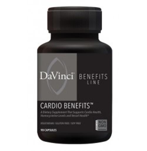 Cardio Benefits 90 Capsules (020048F.090)