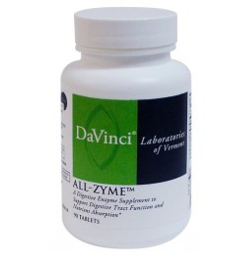 All-Zyme 90 Tablets (0200340.090)