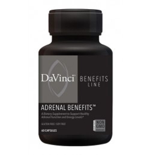 Adrenal Benefits 60 Capsules (020051F.060)