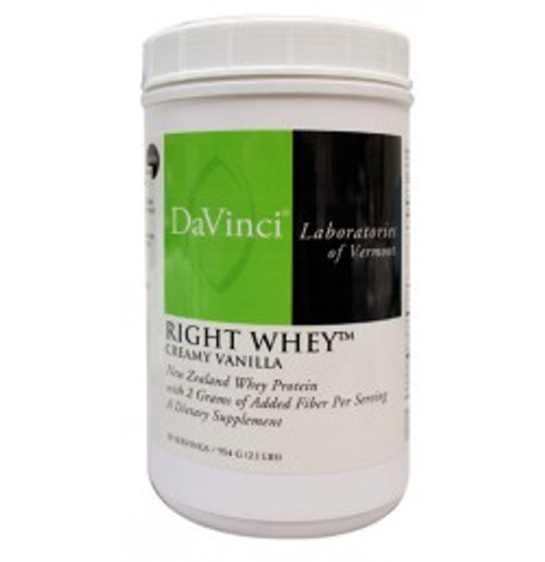 Right Whey - Vanilla 900 g Powder (0200591.030)