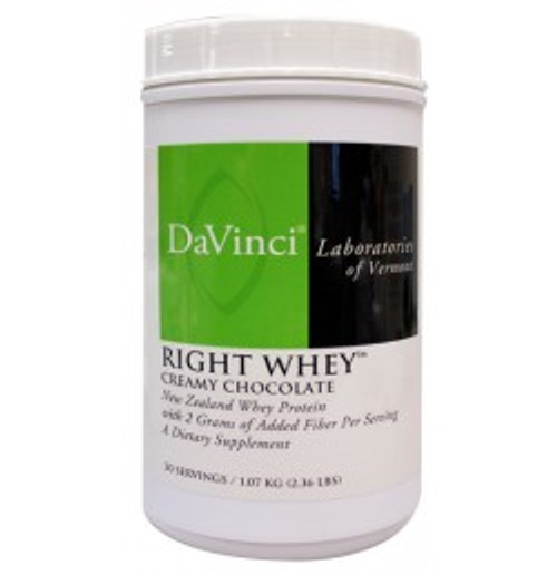 Right Whey - Chocolate 1,020 g Powder (0200108.030)