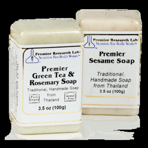 Premier Green Tea/Rosemary Bar Soap