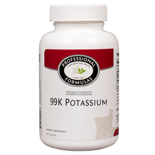 99K Potassium 90 caps