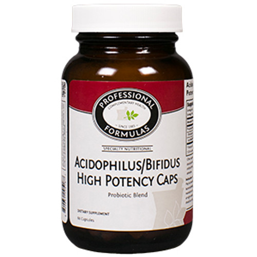 Acidophilus/Bifidus High Potency Caps 60 caps