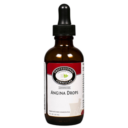 Angina Drops 2 FL. OZ. (59 mL)
