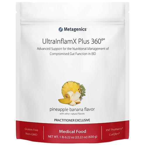UltraInflamX Plus 360 - Pineapple Banana 14 serv