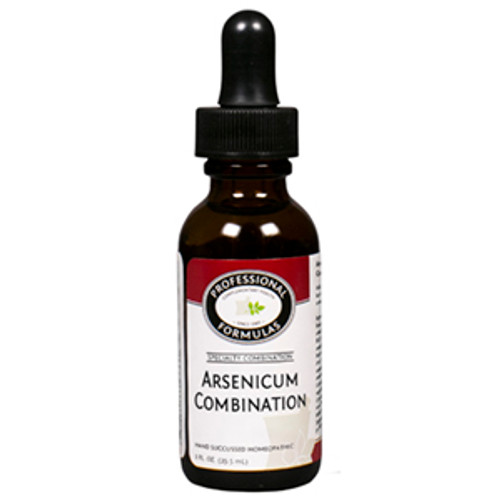 Arsenicum Combination 1 FL. OZ. (29.5 mL)