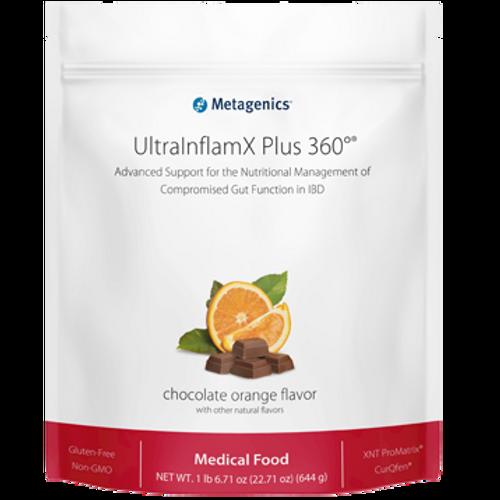UltraInflamX Plus 360 Choc/Oran 22.71 oz (UX2360C)