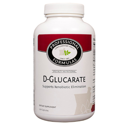 D-Glucarate 120 caps