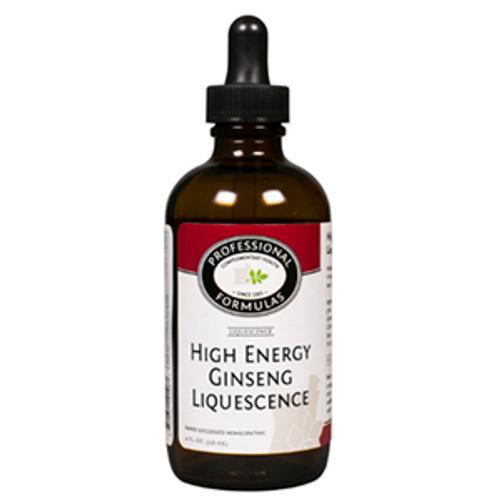 High Energy Ginseng Liquescence 4 FL. OZ. (118 mL)