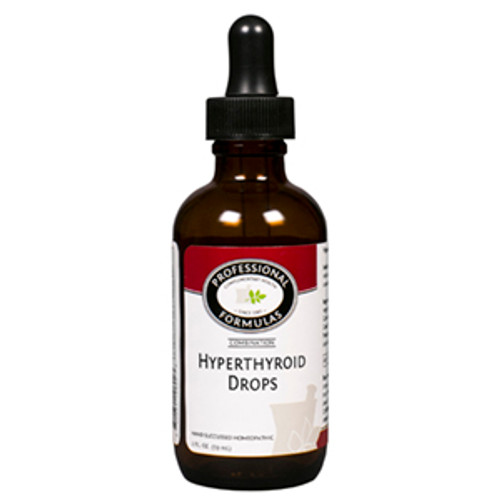 Hyperthyroid Drops 2 FL. OZ. (59 mL)