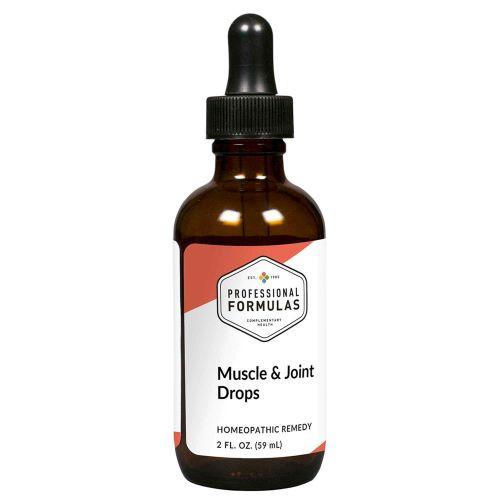 Muscle & Joint Drops 2 FL. OZ. (59 mL)