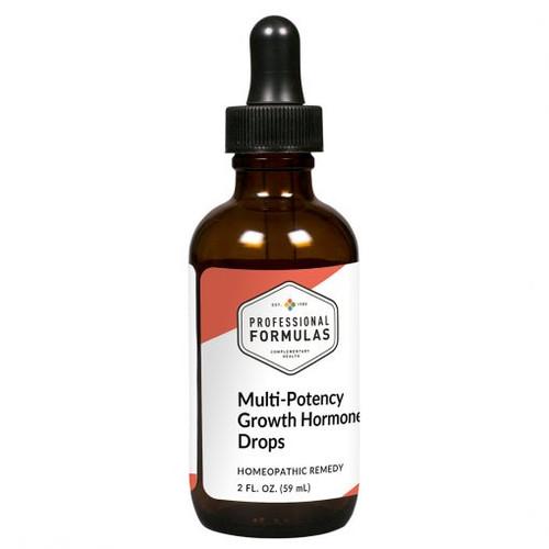 Multi-Potency Growth Hormone Drops 2 FL. OZ. (59 mL)