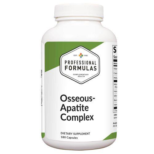 Osseous-Apatite Complex 180 caps