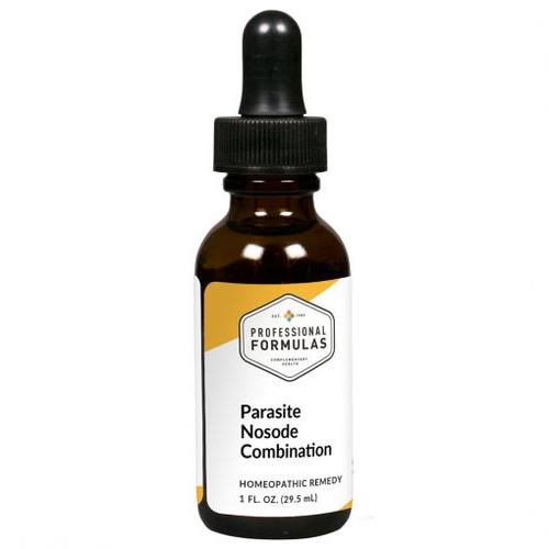 Parasites/Amoeba/Protozoan Nosode Combination 1 FL. OZ. (29.5 mL)