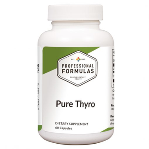 Pure Thyro 60 caps