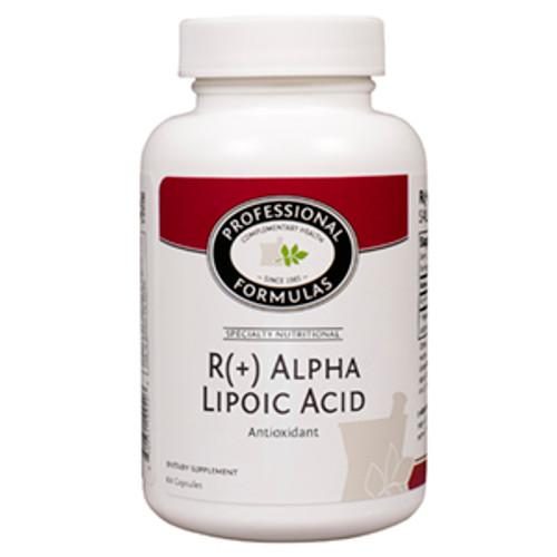 R(+) Alpha Lipoic Acid 60 caps
