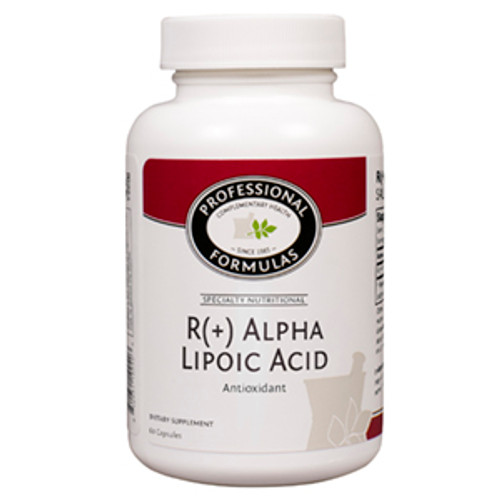R(+) Alpha Lipoic Acid 60 caps