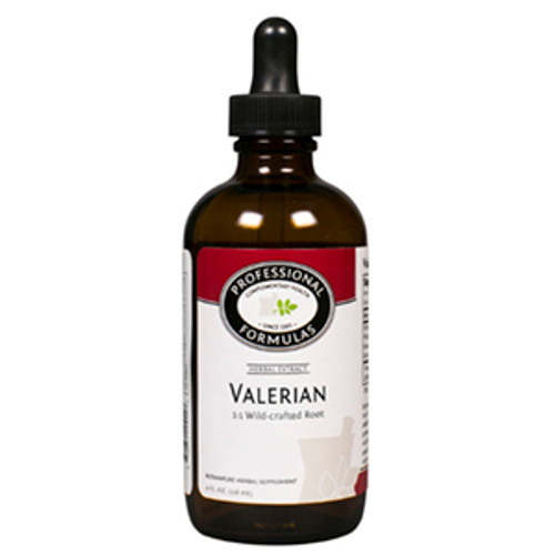 Valerian (Valeriana officinalis) 4 FL. OZ. (118 mL)